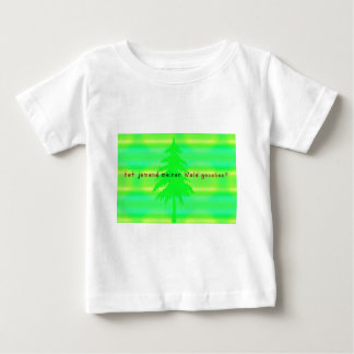 Deutsch - Wald Baby T-shirt