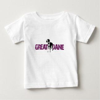 Deutsche Dogge Baby T-shirt