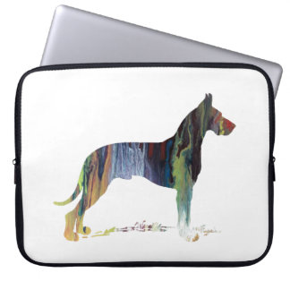 Deutsche Dogge Laptop Sleeve