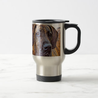 Deutsche Dogge Reisebecher