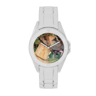 Deutsche Dogge Uhren