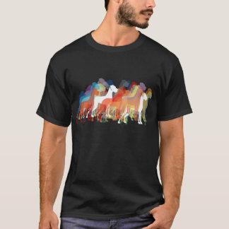 Deutsche Doggen modern T-Shirt