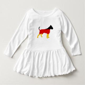 Deutsche Flagge - Boxer Kleid