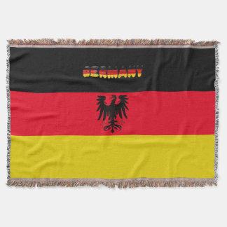 Deutsche Flagge Decke