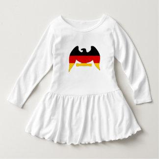 Deutsche Flagge Eagle Kleid