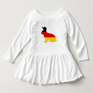 Deutsche Flagge - Kaninchen Kleid