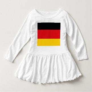 Deutsche Flagge Kleid