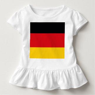Deutsche Flagge Kleinkind T-shirt