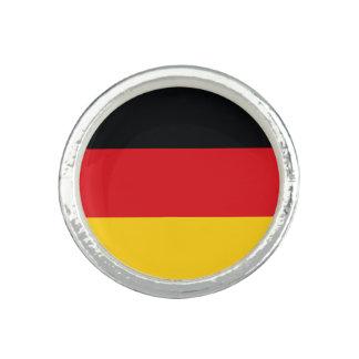 Deutsche Flagge Ring