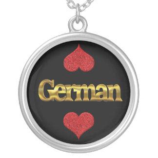 Deutsche Halskette