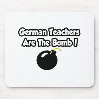 Deutsche Lehrer sind die Bombe! Mousepads