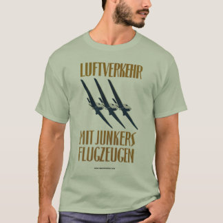 Deutsche Luftfahrt - 1919 Junkers T-Shirt