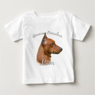 Deutsche Pinscher-Mamma 2 Baby T-shirt