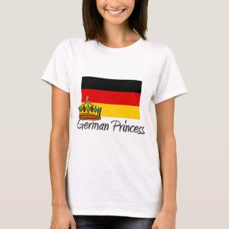 Deutsche Prinzessin T-Shirt
