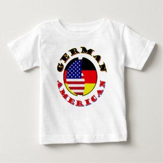 Deutscher Amerika Baby T-shirt