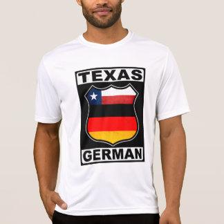 Deutscher Amerikaner Texas T-Shirt