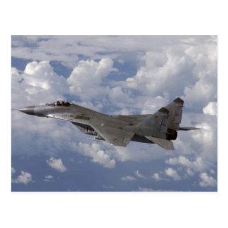 deutscher Drehpunkt MiG-29 Postkarte