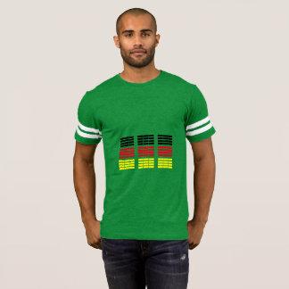 Deutscher Flaggenentwurf T-Shirt