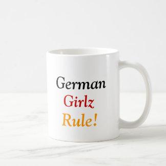 Deutscher, Girlz, Regel! Tasse