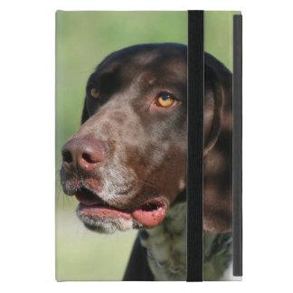 Deutscher Hund des kurzhaarigen Zeigers iPad Mini Etuis