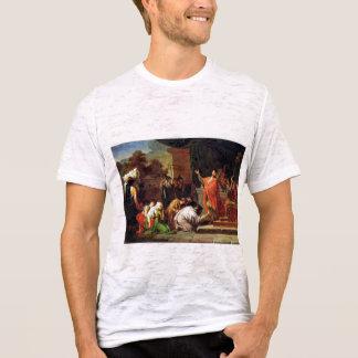 Deutscher König Perseus Before Aemilius Paulus T-Shirt