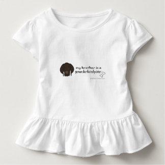 deutscher kurzhaariger Zeiger - mehr züchtet Kleinkind T-shirt
