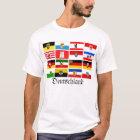 Deutscher Länder-Staat kennzeichnet Deutschland T-Shirt