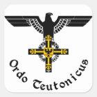 Deutscher Orden OT Aufkleber 02