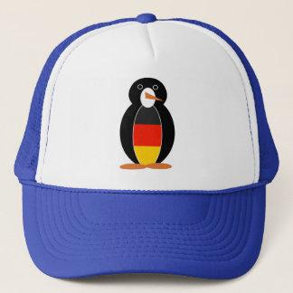Deutscher Pinguin -- Deutsch Pinguin Truckerkappe
