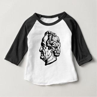 Deutscher Verfasser Goethe Baby T-shirt