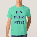 Deutsches EIN BIER BITTE! Shirt