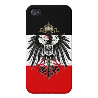Deutsches Reich iPhone 4/4S Hülle