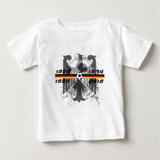 Deutschland 1954 1974 1990 2010 Meister Baby T-shirt