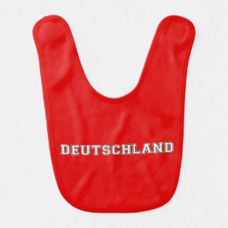 Deutschland Babylätzchen
