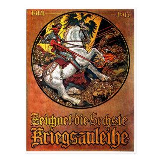 Deutschland-Bedarf - Postkarte