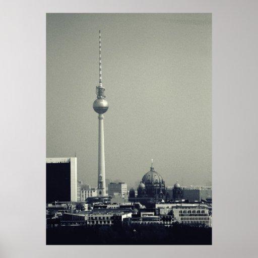 Deutschland Berlin Poster