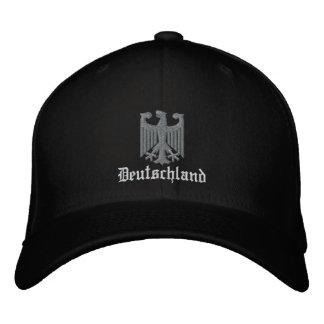 """Deutschland """"deutsches Wappen"""" gestickt Bestickte Kappe"""