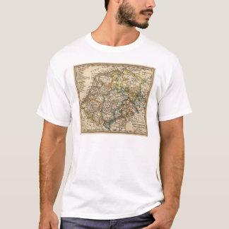 Deutschland, die Niederlande und Belgien T-Shirt
