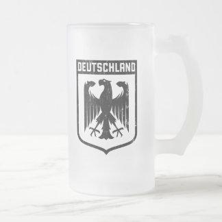 Deutschland Eagle - Deutschland-Wappen Kaffee Tasse