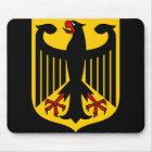 Deutschland-Emblem Mousepad