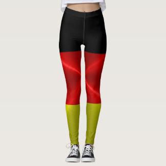 Deutschland-Flagge #5 Leggings