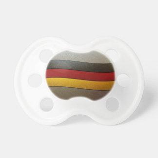 Deutschland-Flagge Farbe-Chrom durch Shirley Schnuller