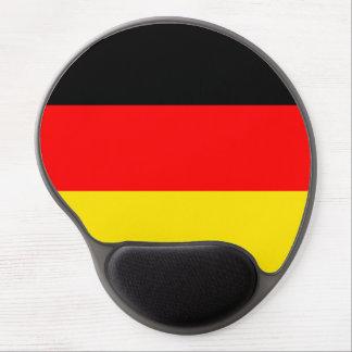 Deutschland-Flagge Gel Mouse Pad