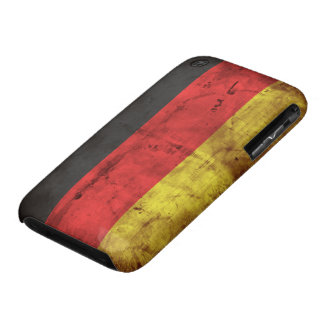 Deutschland Flagge iPhone 3 Cover