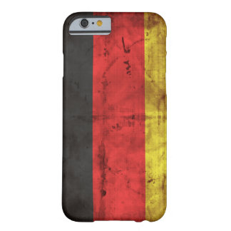 Deutschland Flagge Barely There iPhone 6 Hülle