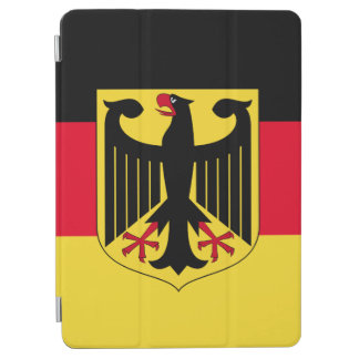 Deutschland-Flagge iPad Air Cover