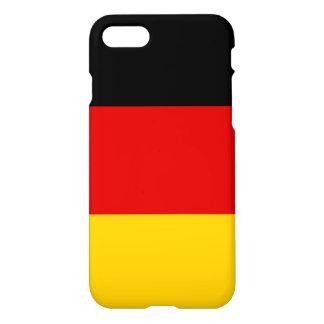 Deutschland-Flagge iPhone 7 Hülle