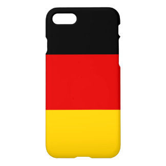 Deutschland-Flagge iPhone 8/7 Hülle