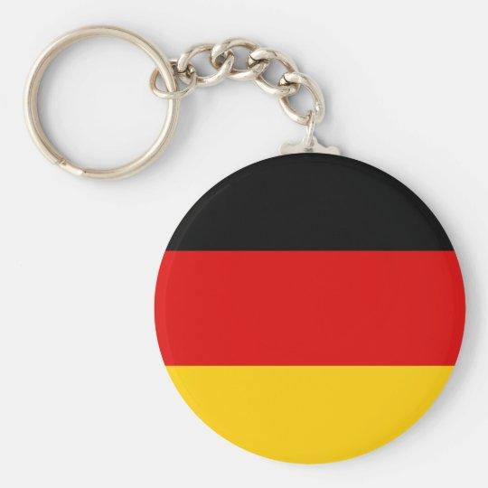 Deutschland Flagge Schlüsselanhänger