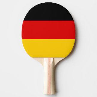 Deutschland-Flagge Tischtennis Schläger